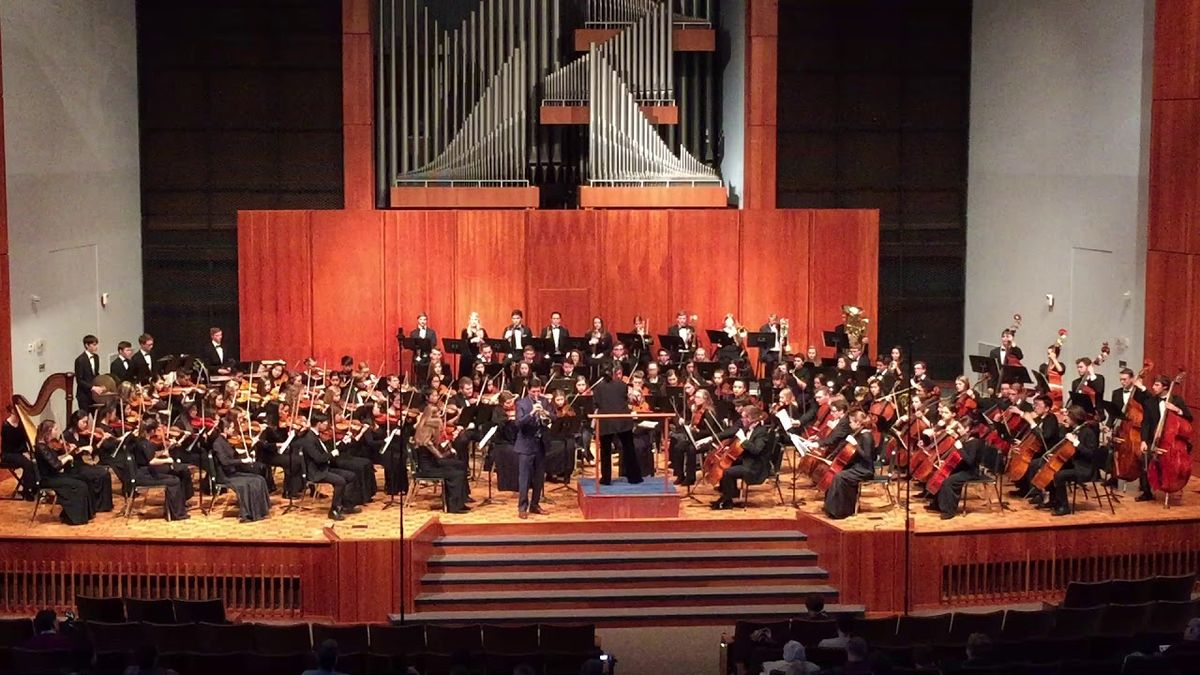 The Spirit of the Milwaukee Youth Symphony Orchestra