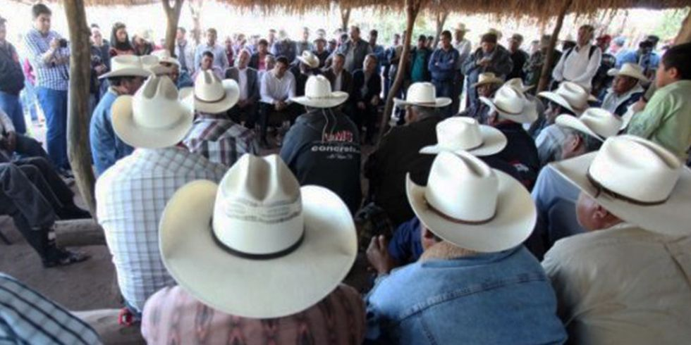 Mexico's Standing Rock? Sempra, TransCanada Face Indigenous Pipeline Resistance South of Border