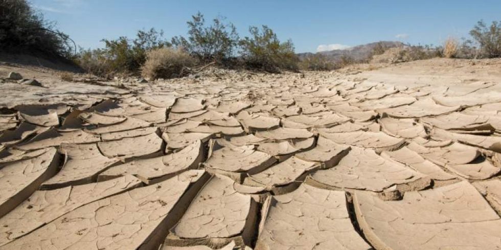 Scientists Warn of Permanent Drought for 25% of Earth by 2050 if Paris Goals Not Reached