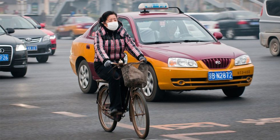 China Ends Production of 553 Car Models to Fight Air Pollution