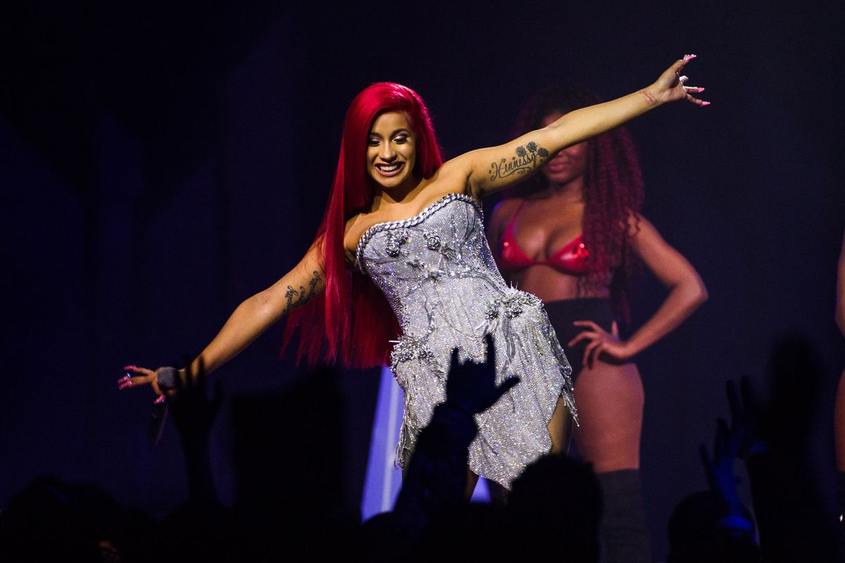 Cardi B Just Broke Another Music Record