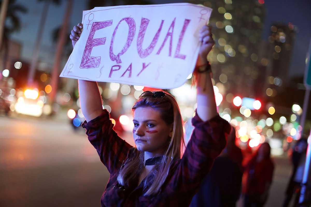 Iceland Is the First Country to Make It Enforce Legal Pay Laws
