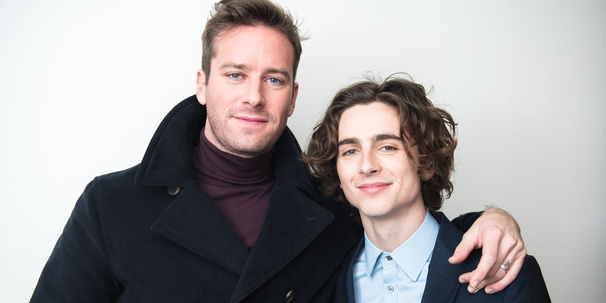 Timothée Chalamet and Armie Hammer Dance with Fans in the Streets of Italy