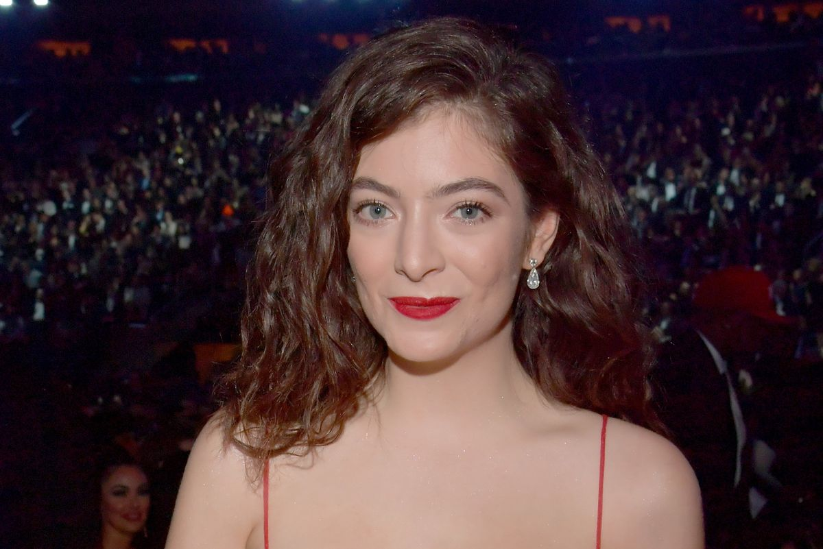 Lorde's Full Page Ad Is a Call To Help Women Win