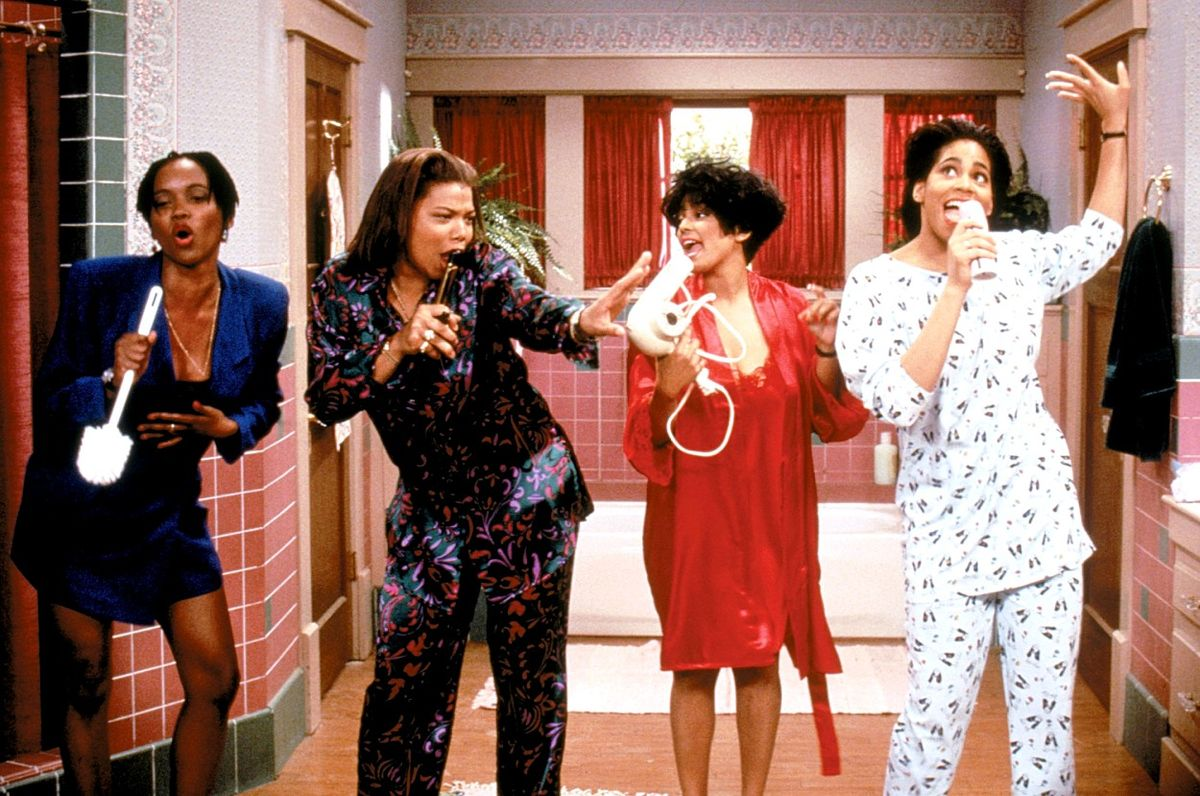 17 Reasons 'Friends' Is No More Than A White Ripoff Of 'Living Single'