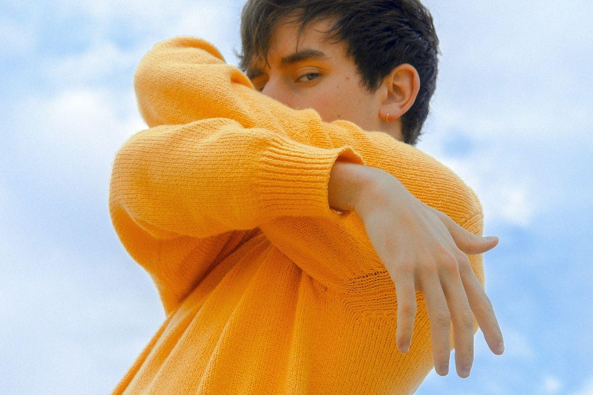 Connor Franta's Self-Portraits Explore Self-Love