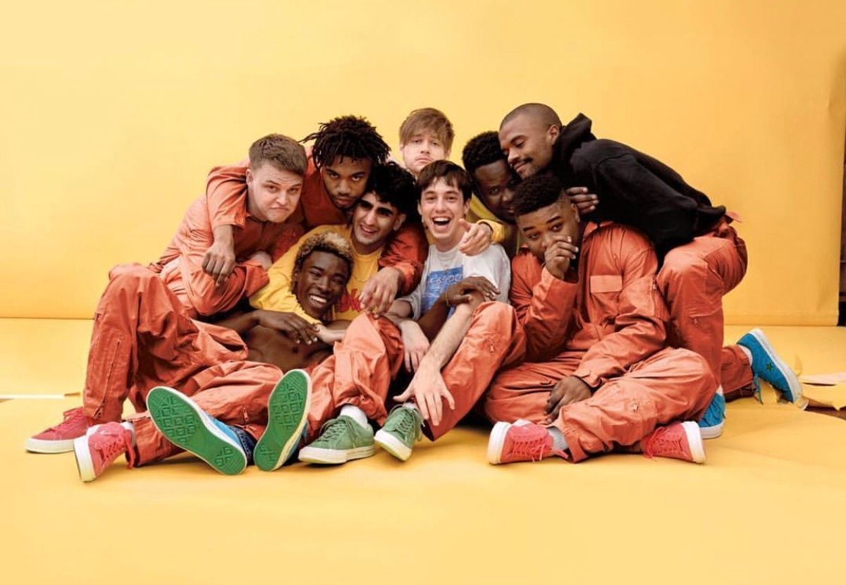 Why You Must Start Listening To Brockhampton Immediately