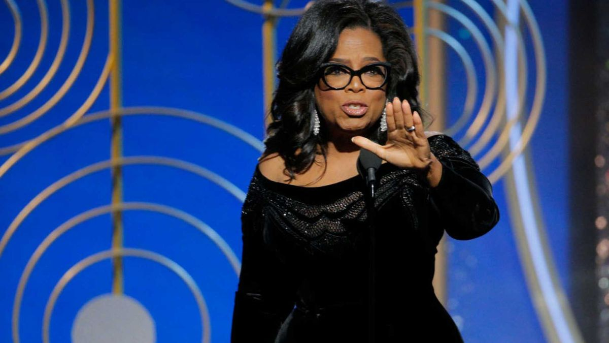 6 Reasons You Should At Least CONSIDER Voting For Oprah