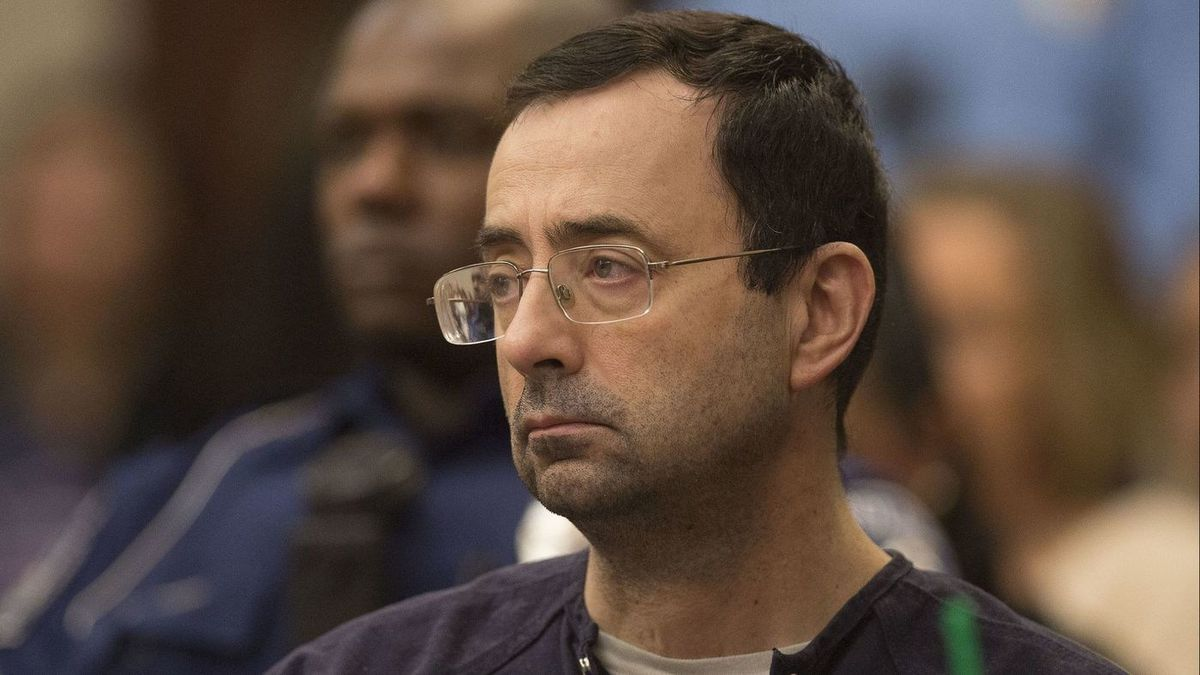 Larry Nassar Represents The Potential For Evil In All Of Us