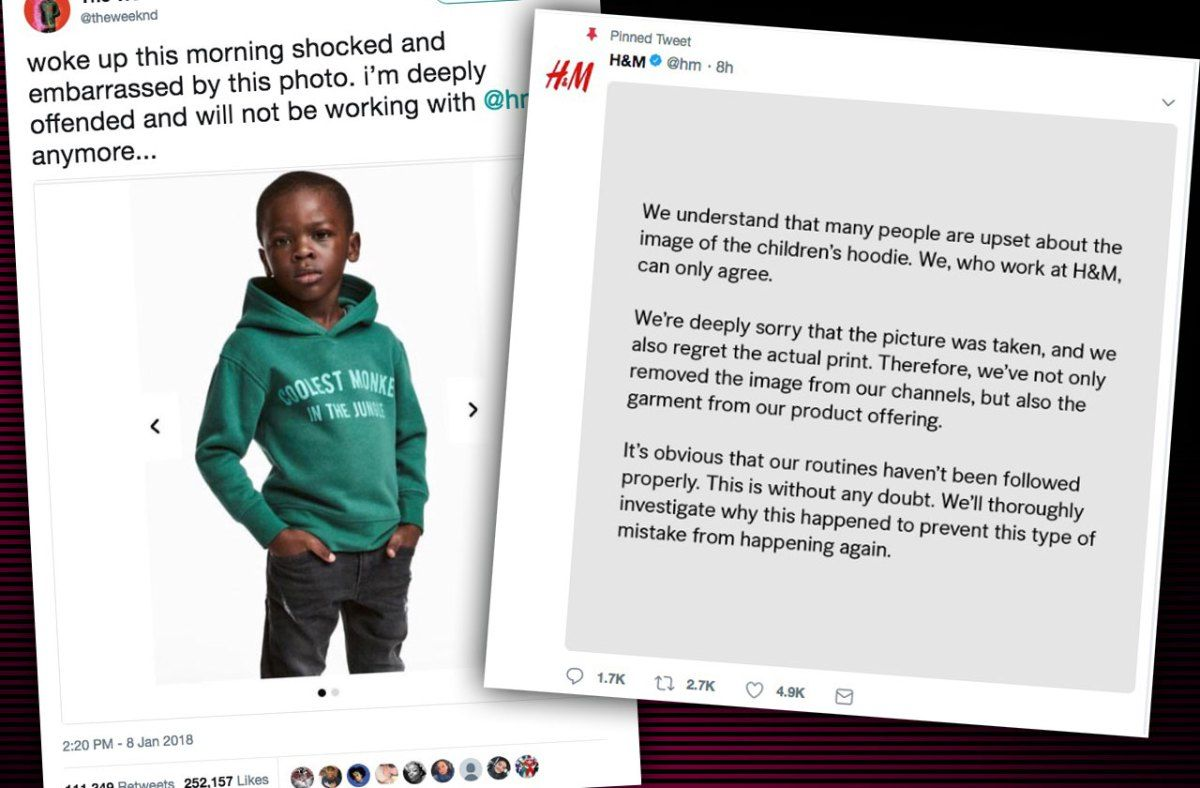 The TRUTH behind the H&M Racist Ad scandel
