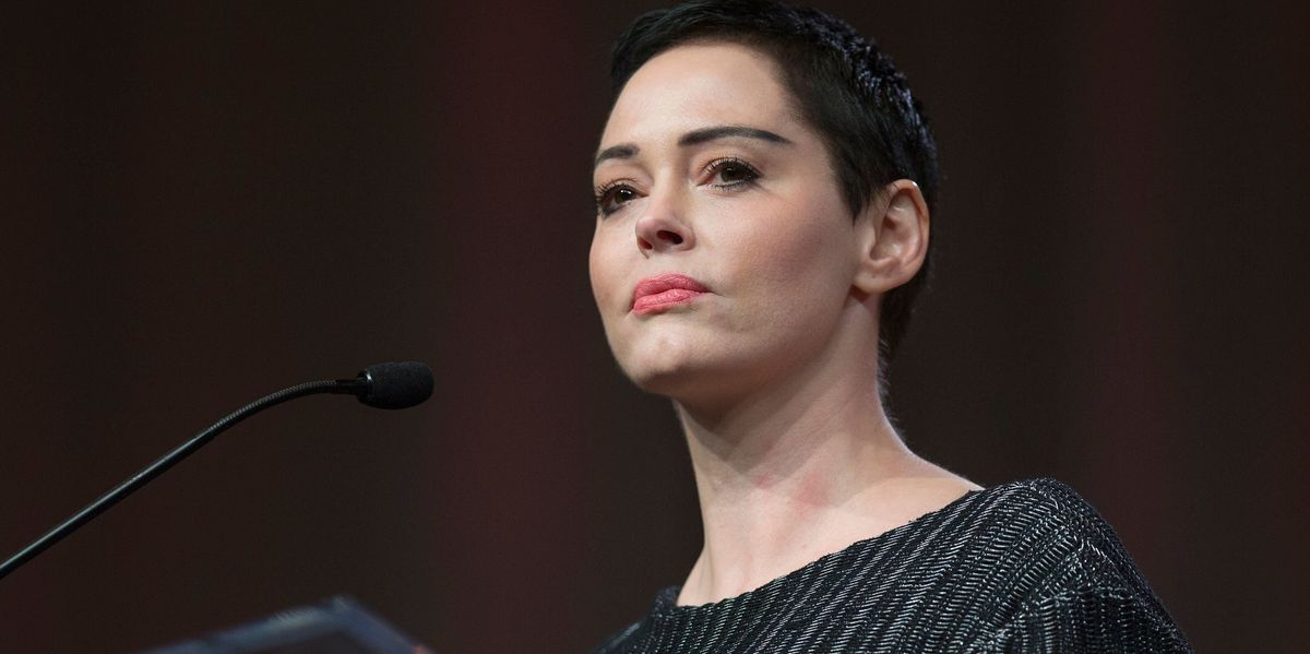 Rose McGowan Tells Trans Woman 'I'm Not From Your Planet'