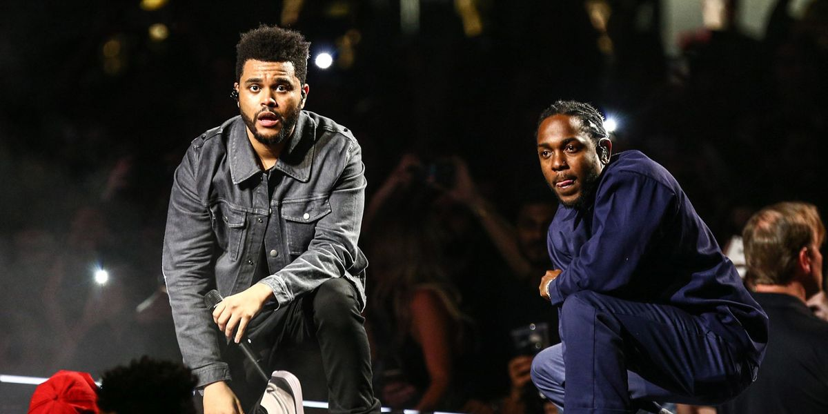Kendrick Lamar Joins The Weeknd on Cinematic Banger 'Pray For Me'