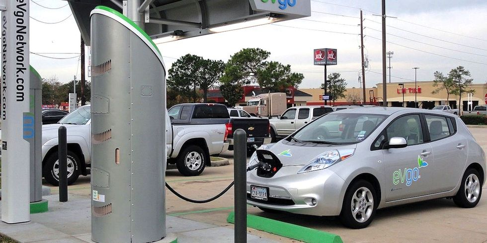 Major Increase in EV Charging Stations Across U.S.