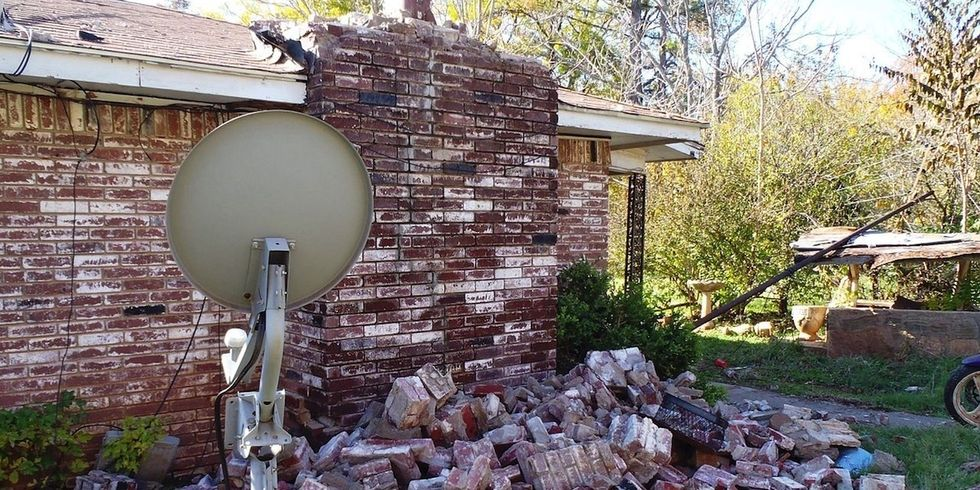 Oklahoma Quakes Linked to Wastewater Injection Depth