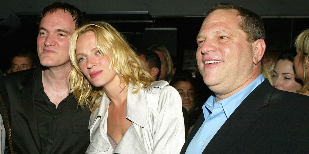 Uma Thurman Describes Being Sexually Attacked by Harvey Weinstein