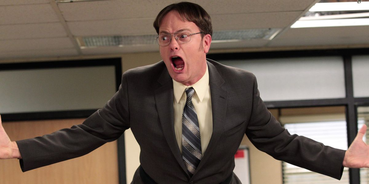 Returning To Villanova As A Second Semester Freshman As Told By 'The Office'