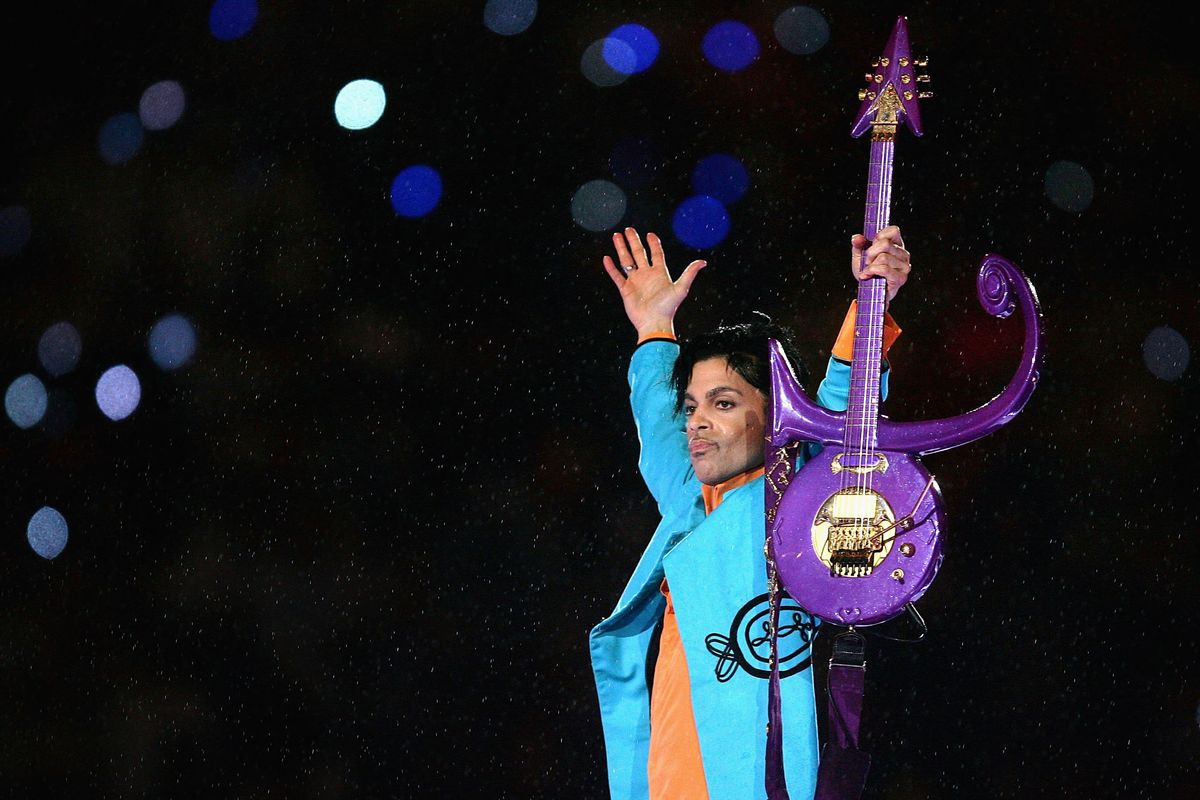 Prince Will Not Be Performing at the Super Bowl as a Hologram