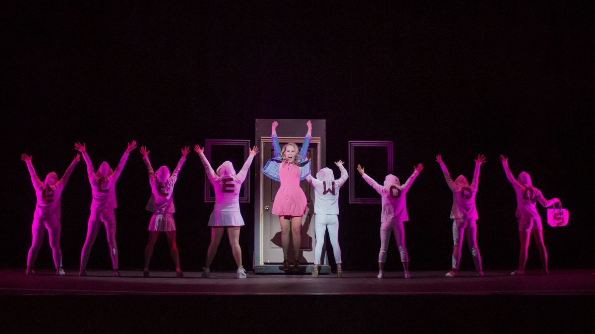 38 Photos From Furman's Legally Blonde That You MUST See