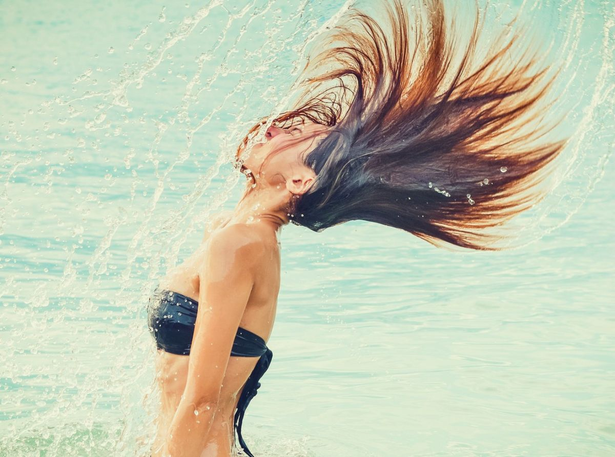 15 Problems That DO Cause Girls With Long Hair To Care