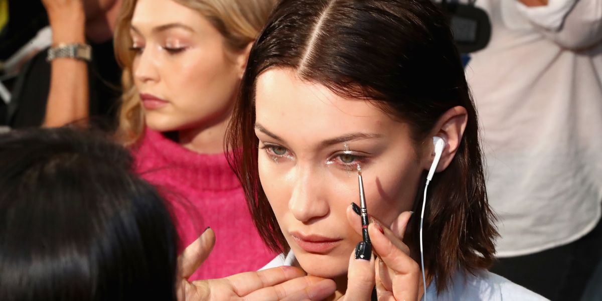 Models Now Have Private Backstage Changing Areas at NYFW