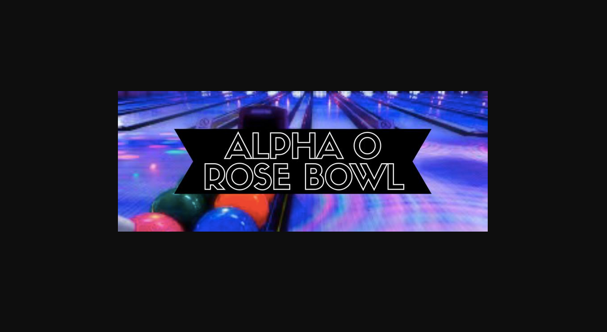 5 Reasons YOU Should Attend The Alpha O Rose Bowl