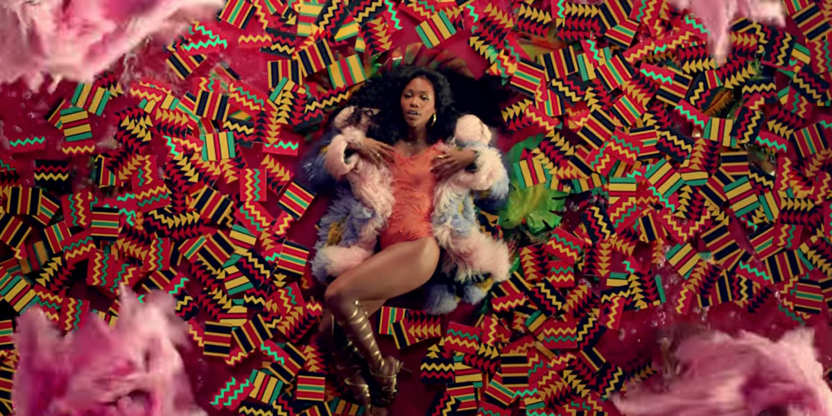 Kendrick Lamar and SZA Embrace Afrofuturism in 'All The Stars'