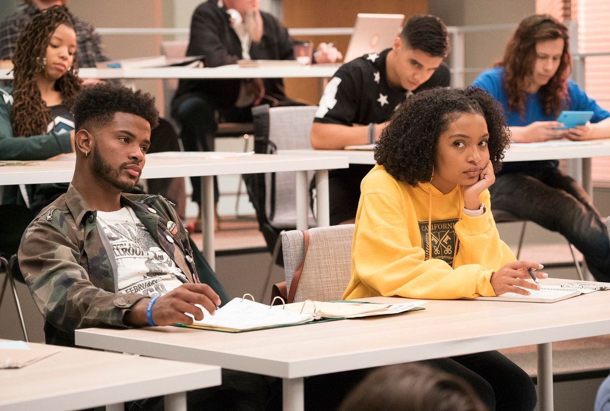 New Show 'Grown-Ish' Captures College Life... In A Way