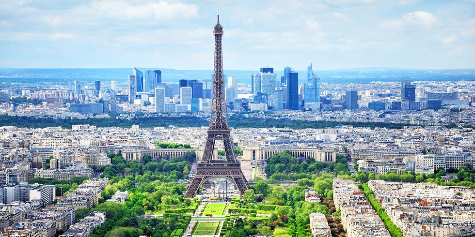 Paris Considers Suing the Fossil Fuel Industry