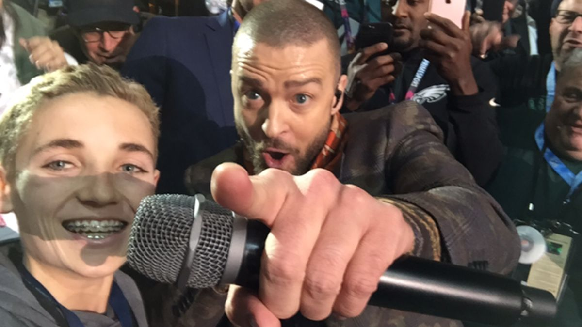 """My Conspiracy Theory On The """"Super Bowl Selfie Kid"""""""