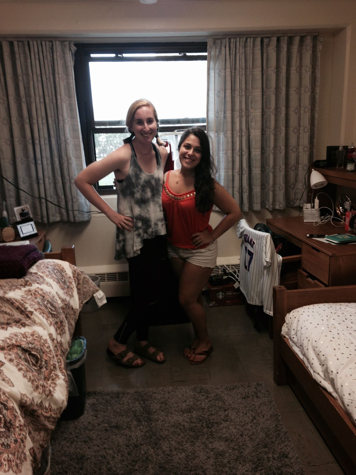 I Took The Risk And Roomed With Someone I Already Know For My Freshman Year, It Was The Best Decision I've Made