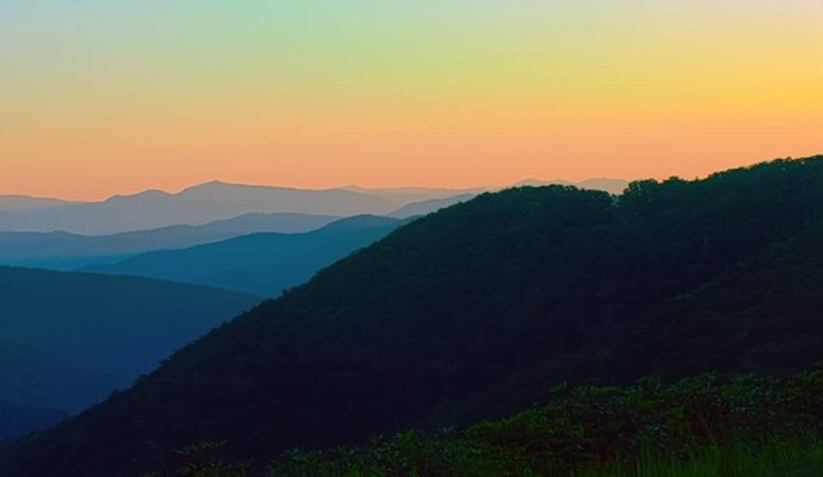 To The Great Smoky Mountains, From The Girl Who Left