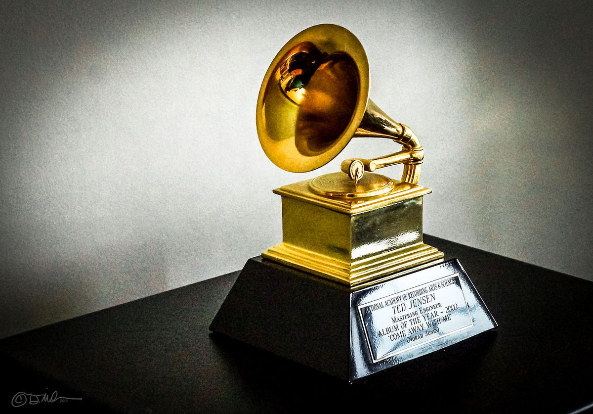 The 2 Main Reasons The  Grammys Are A Joke