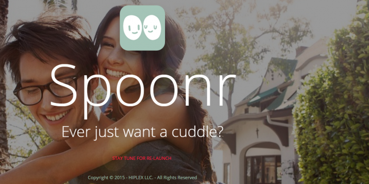 The Rise and Fall of Spoonr, an App that Connected Cuddlers