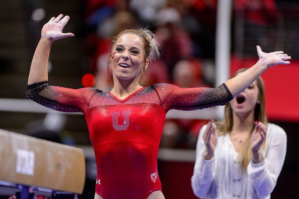 Utah gymnastics: Utes, Aggies and Cougars all headed to