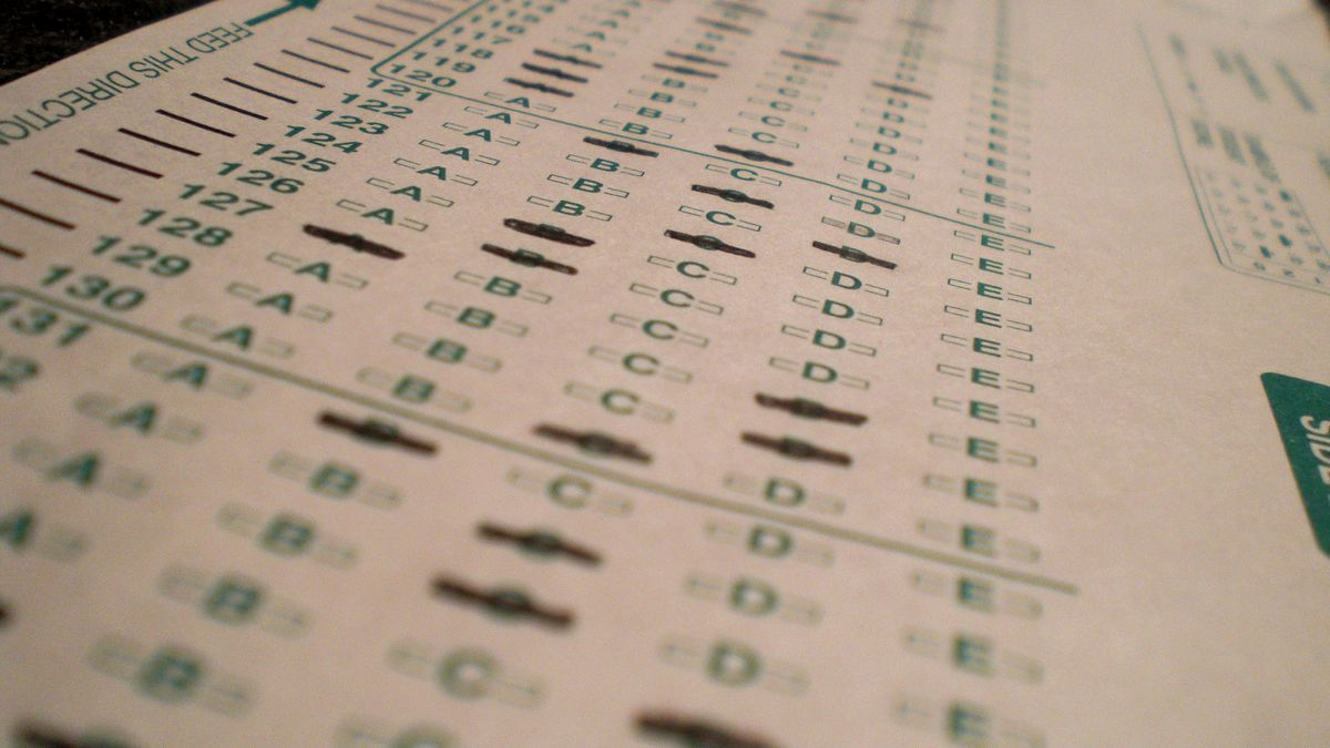 A Test Score Does Not Define You
