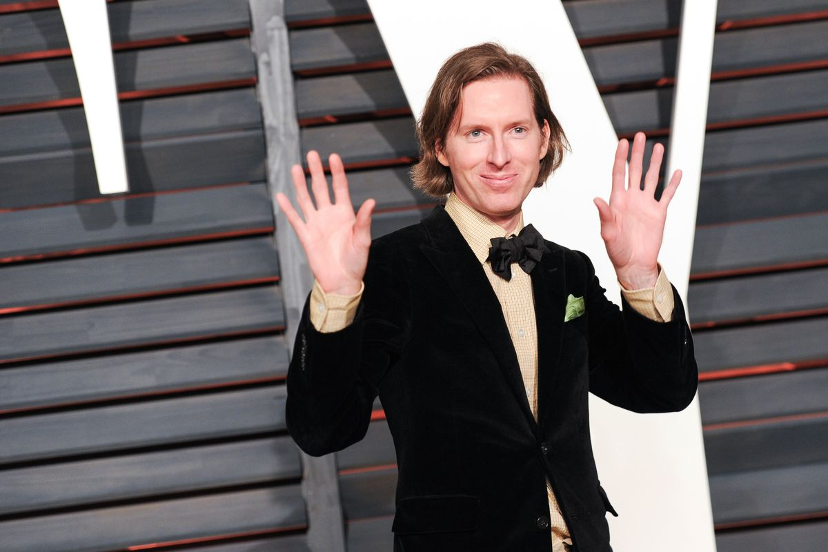 Wes Anderson Is Curating an Art Show