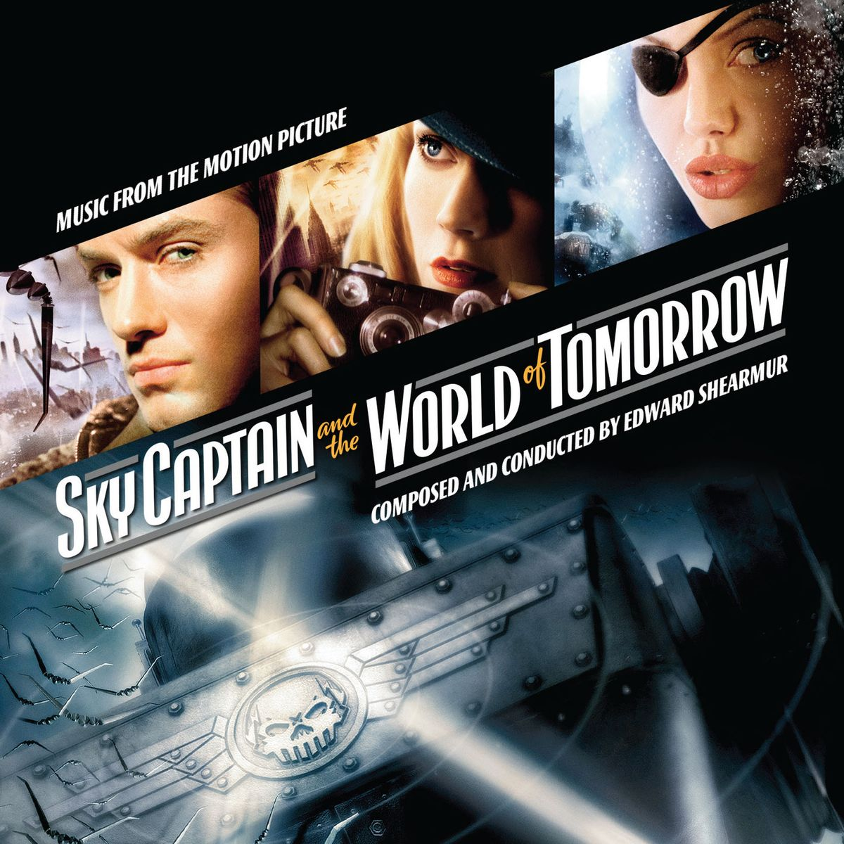 Sky Captain and the World of the Tomorrow: Recreation
