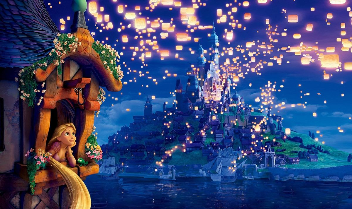 Why Tangled Is The Best Disney Movie Ever