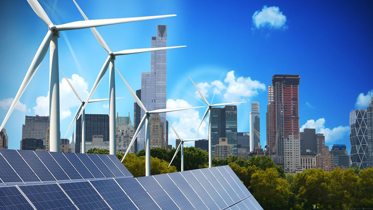 Stanford Engineers: Here's How 139 Countries Can Avoid Blackouts With 100% Clean Energy