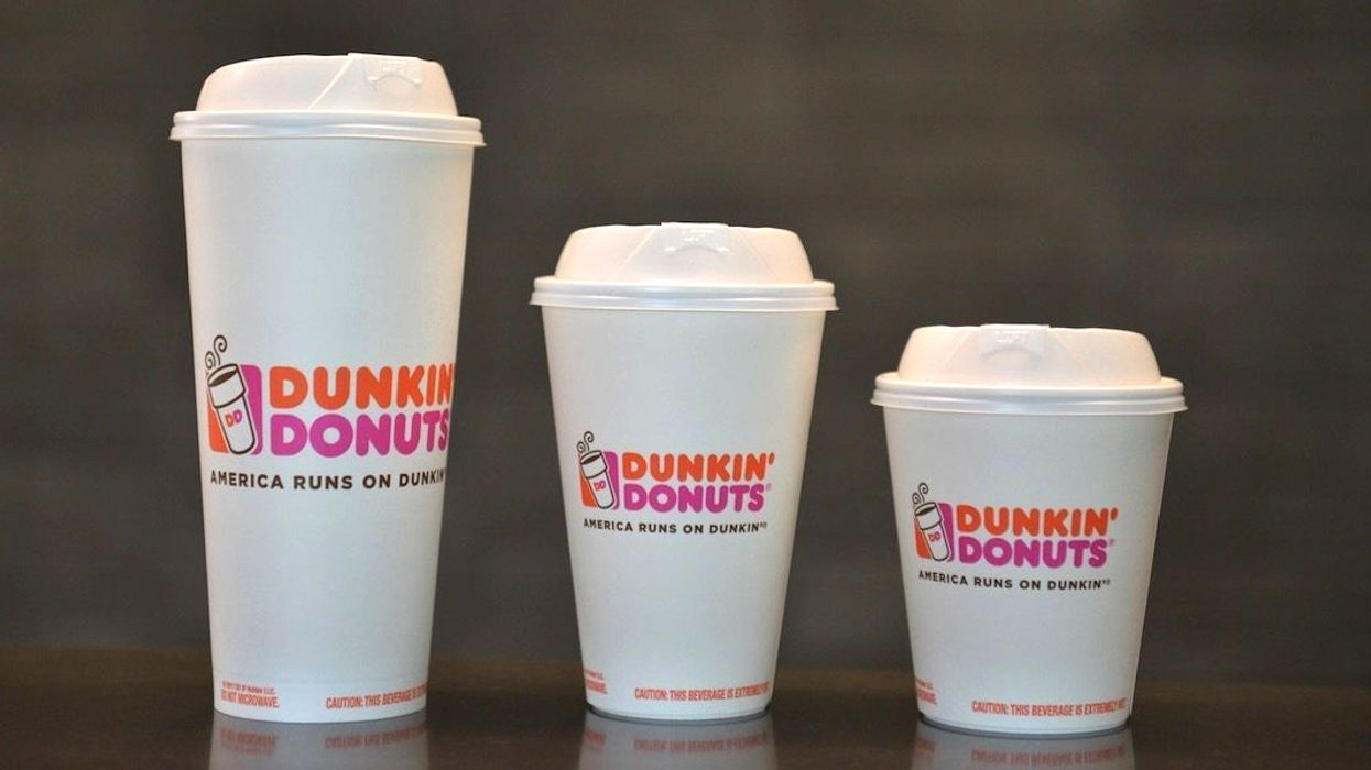 Dunkin' Says Bye to Foam Cups (But Bring Your Own Thermos Anyway)