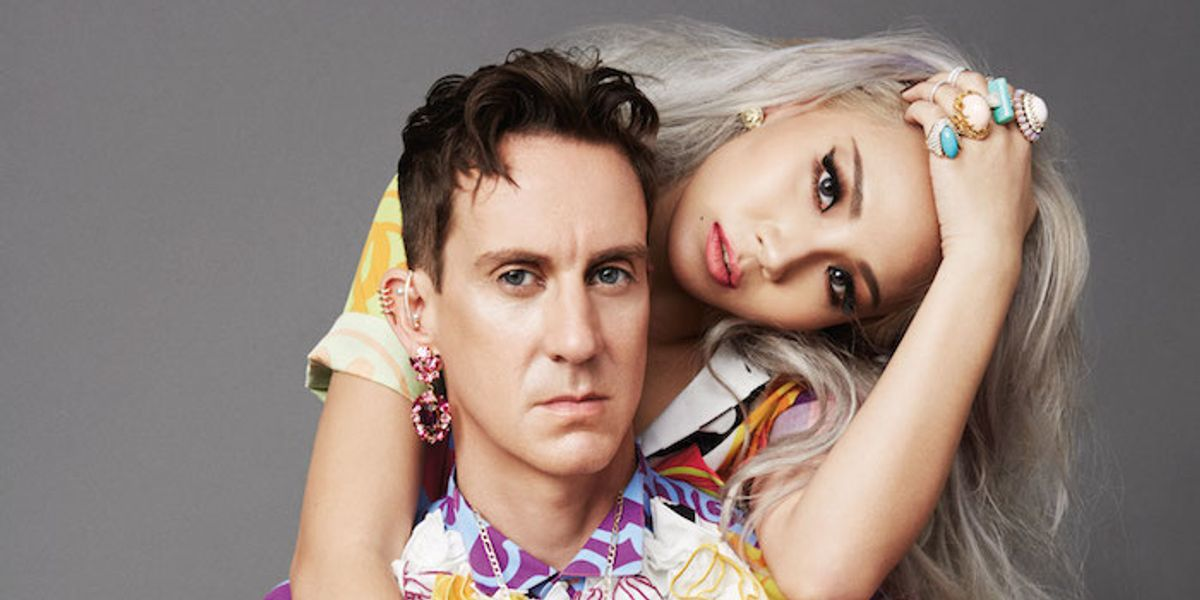 Jeremy Scott and CL On Moschino, Pop Culture and the Power Of Girls