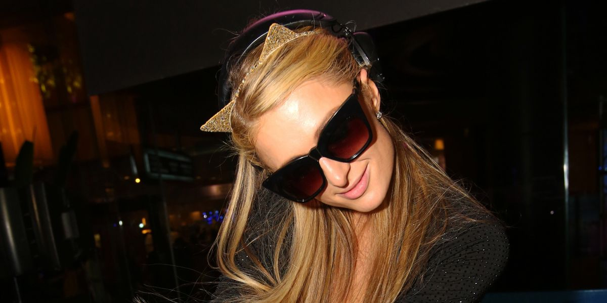 Paris Hilton Doesn't Want to Hear You Say 'Female DJ'