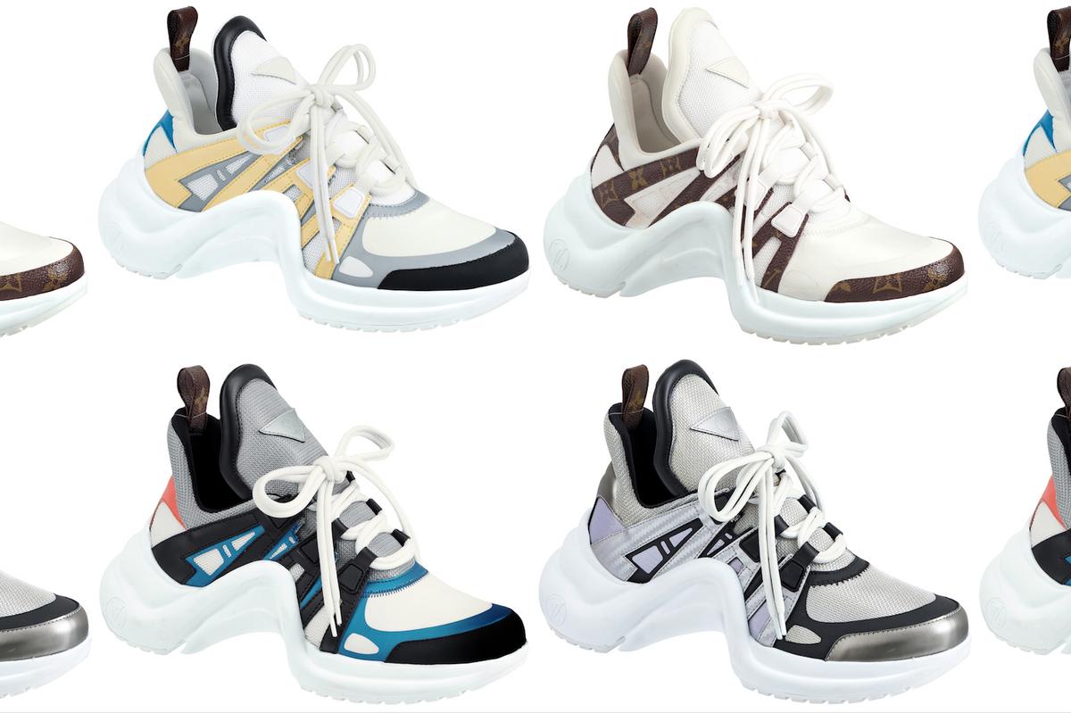 BRB, Buying Louis Vuitton's Cosmic Kicks