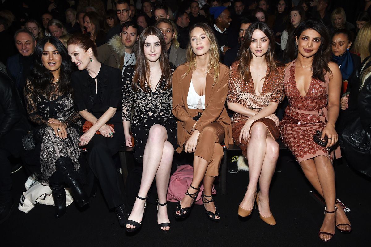Bottega Veneta Was a Star-Studded Affair