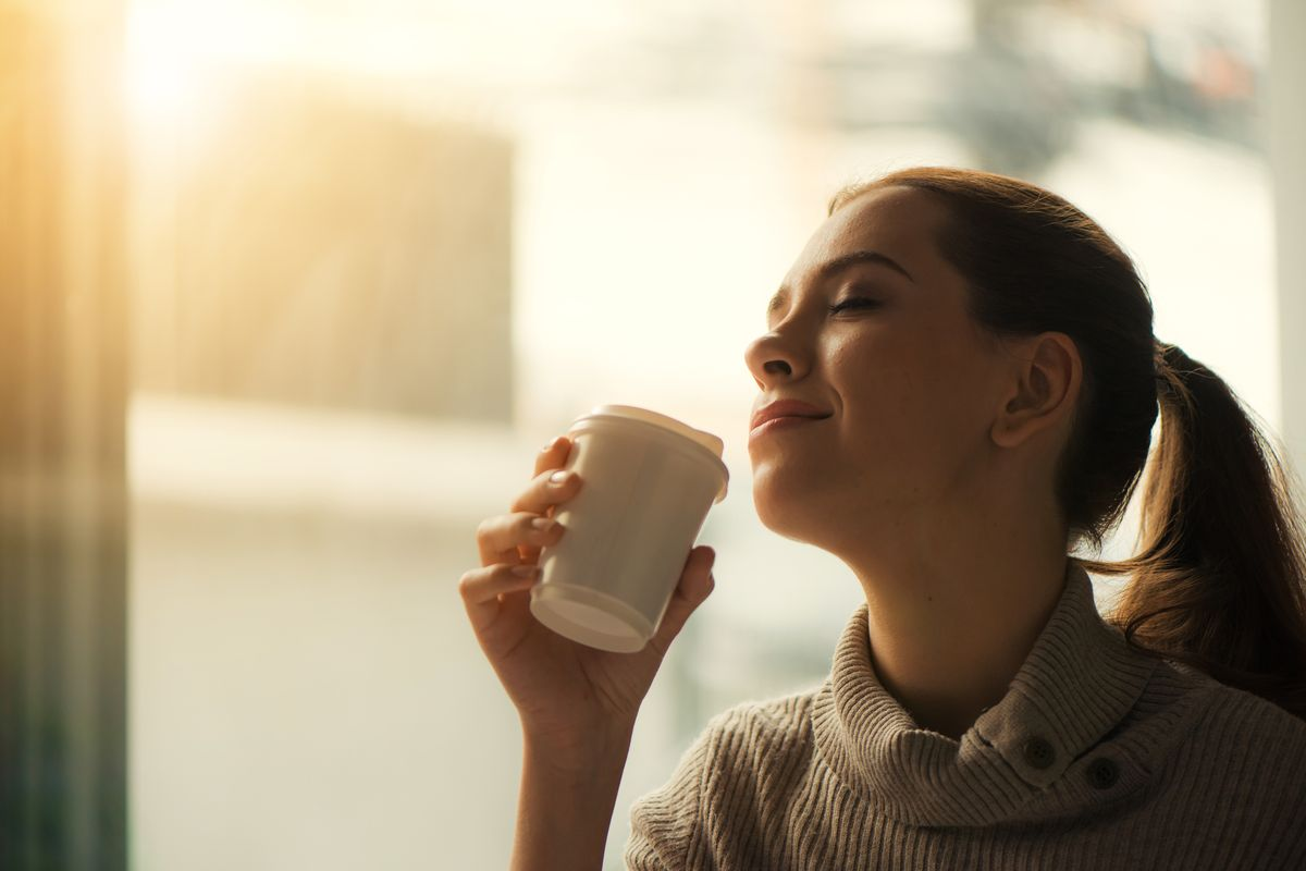You Should Get Coffee Every Morning, There's No Doubt About That