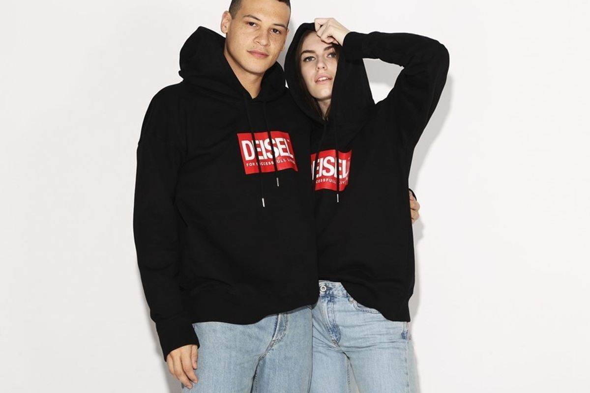 Diesel Beats Knockoff Culture By Joining It with Fake 'Deisel' Pop-Up