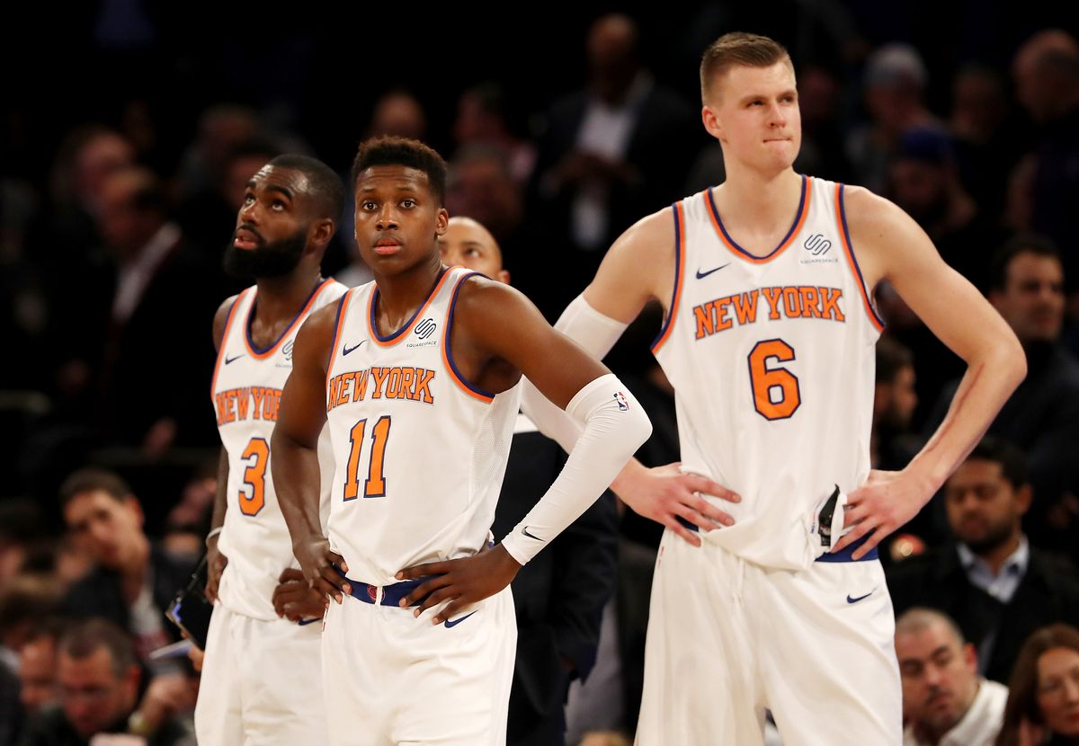 5 Ways to Fix the New York Knicks for the Future