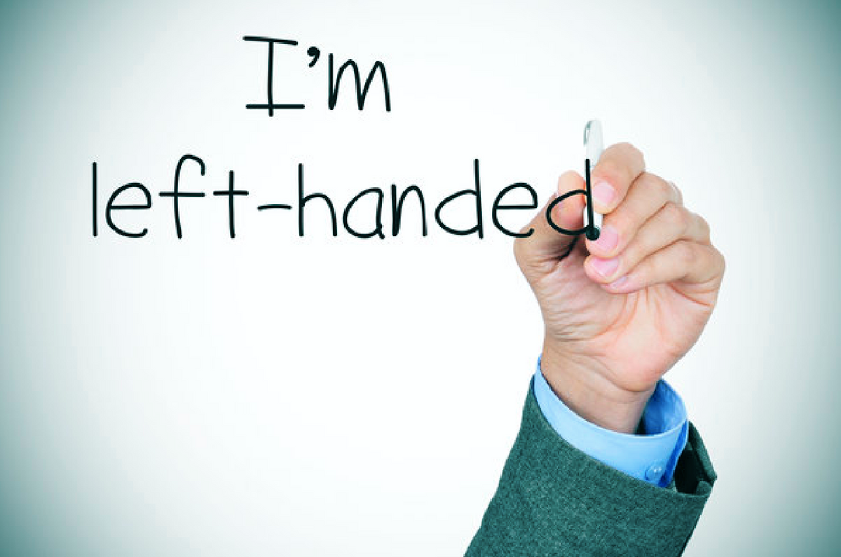 8 Things Left-Handers Struggle With That You've Probably Never Thought About