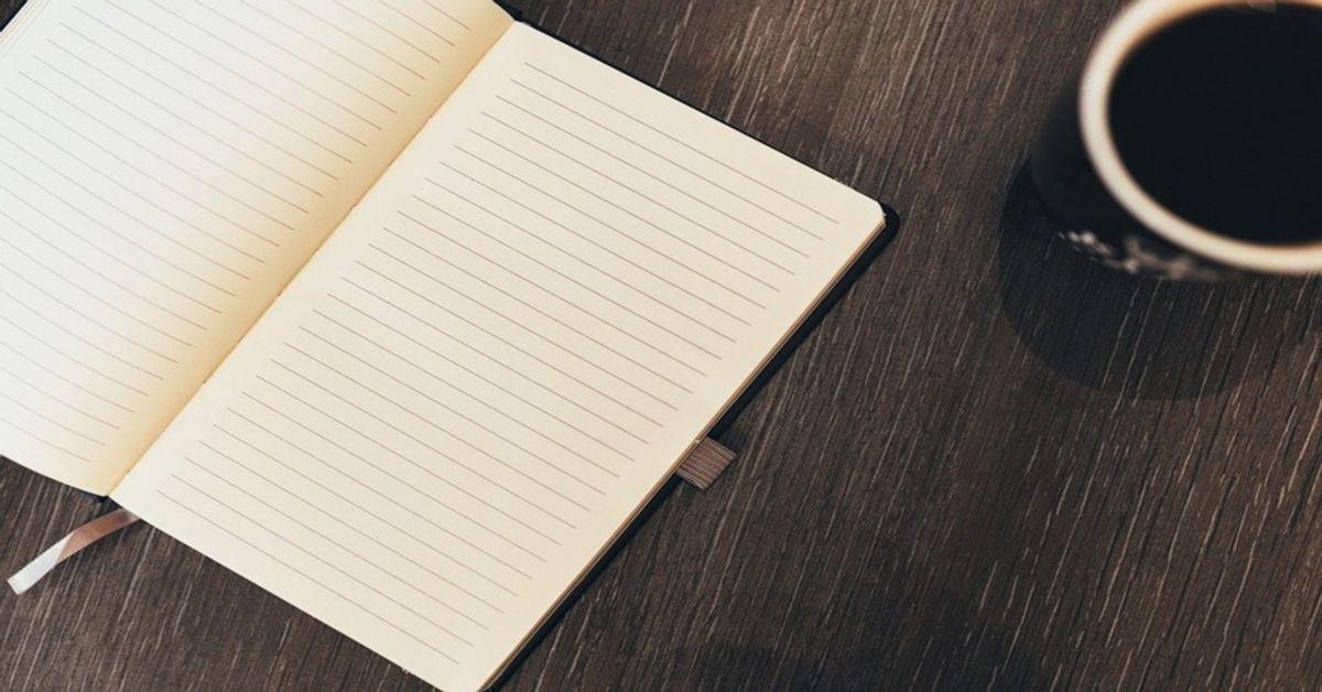 Ode To My Empty Notebooks