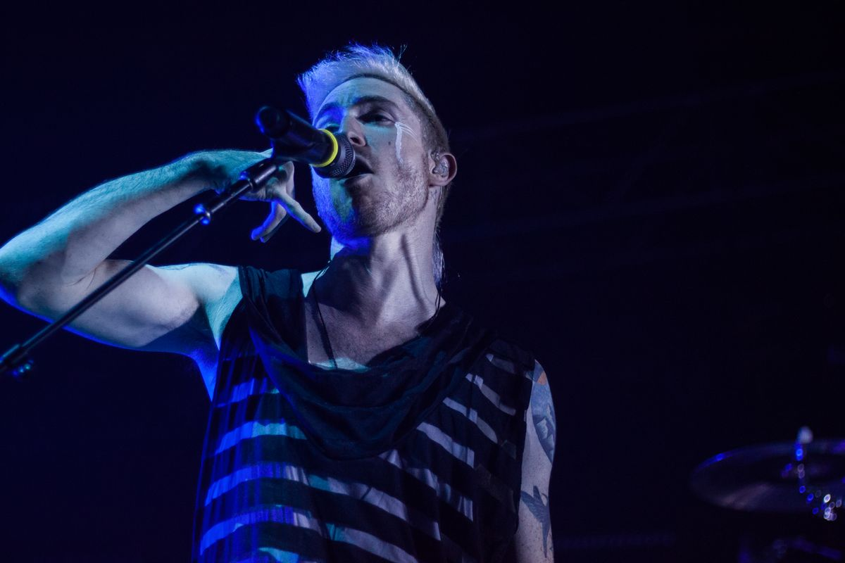 Press Restart Tour: Live Review